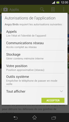 Sony Xpéria SP - Applications - Télécharger une application - Étape 18