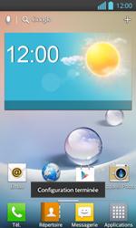 LG P710 Optimus L7 II - Paramètres - Reçus par SMS - Étape 7