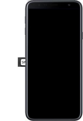 Samsung J4+ - Primeiros passos - Como inserir o chip da Nextel no seu celular - Etapa 5