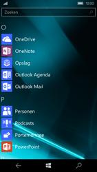 Microsoft Lumia 550 - E-mail - E-mail versturen - Stap 3