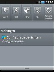 Samsung S5570 Galaxy Mini - Automatisch instellen - Automatisch Internet instellen - Stap 3