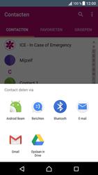 Sony Xperia XZ (F8331) - Contacten en data - Contacten overzetten via Bluetooth - Stap 8