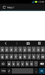 Acer Liquid Z4 - Internet - Navigation sur internet - Étape 4
