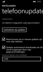 Microsoft Lumia 435 - Toestel - Software update - Stap 6