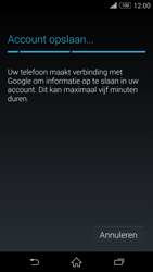 Sony Xperia Z3 4G (D6603) - Applicaties - Account aanmaken - Stap 15