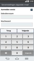 LG G2 Mini (D620) - E-mail - Handmatig instellen - Stap 14