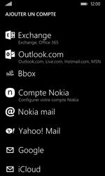 Nokia Lumia 530 - E-mail - Configurer l