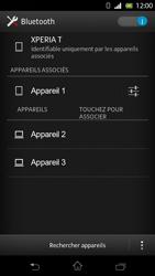 Sony LT30p Xperia T - Bluetooth - connexion Bluetooth - Étape 10