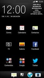 HTC One M8 - E-mail - Configurar Gmail - Paso 2