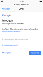Apple iPhone 8 - E-mail - Handmatig instellen (gmail) - Stap 6