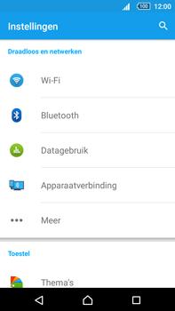Sony E6853 Xperia Z5 Premium - Internet - handmatig instellen - Stap 4