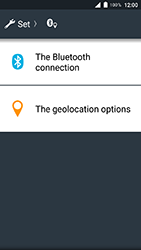 Doro 8035 - Bluetooth - Pair with another device - Step 5