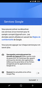Samsung Galaxy S8 Plus - Applications - Télécharger des applications - Étape 17