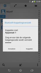Sony Xperia M2 4G (D2303) - Contacten en data - Contacten overzetten via Bluetooth - Stap 11