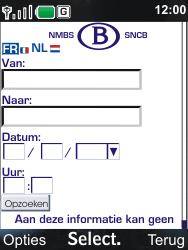 Nokia 6600i slide - Internet - Internetten - Stap 13