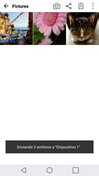 LG G5 - Bluetooth - Transferir archivos a través de Bluetooth - Paso 11