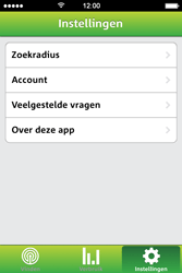 Apple iPhone 4 met iOS 7 - WiFi - KPN Hotspots configureren - Stap 7
