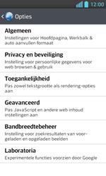 LG E460 Optimus L5 II - Internet - buitenland - Stap 25