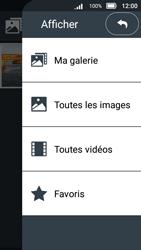 Doro 8031 - Photos, vidéos, musique - Envoyer une photo via Bluetooth - Étape 7
