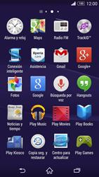Sony Xperia Z3 - E-mail - Configurar Gmail - Paso 3