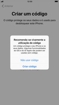Apple iPhone 7 Plus iOS 11 - Primeiros passos - Como ligar o telemóvel pela primeira vez -  14
