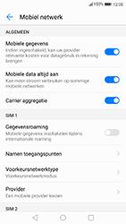 Huawei P8 Lite (2017) - Netwerk - Handmatig netwerk selecteren - Stap 8