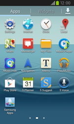 Samsung I9105P Galaxy S II Plus - Internet - Enable or disable - Step 3