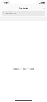 Apple iPhone XS - iOS 12 - Contact, Appels, SMS/MMS - Ajouter un contact - Étape 4