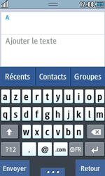 Samsung Wave 723 - Contact, Appels, SMS/MMS - Envoyer un MMS - Étape 6