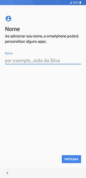 Samsung Galaxy S9 Plus - Primeiros passos - Como ativar seu aparelho - Etapa 14