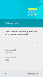 Samsung Galaxy A5 - Primeiros passos - Como ativar seu aparelho - Etapa 13