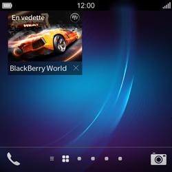 BlackBerry Q5 - Applications - Télécharger des applications - Étape 14