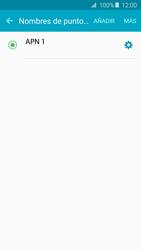 Samsung Galaxy A5 (2016) - Internet - Configurar Internet - Paso 8