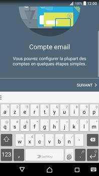 Sony F3211 Xperia XA Ultra - E-mail - Configuration manuelle - Étape 7