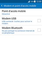 Samsung Galaxy Grand Prime (G530FZ) - Internet et connexion - Utiliser le mode modem par USB - Étape 6