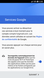 Samsung G930 Galaxy S7 - Android Nougat - E-mail - Configuration manuelle (gmail) - Étape 14