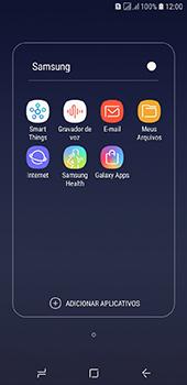Samsung Galaxy J6 - Email - Como configurar seu celular para receber e enviar e-mails - Etapa 4