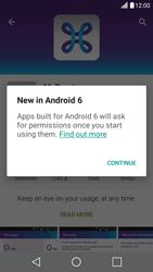 LG X Screen - Applications - MyProximus - Step 8