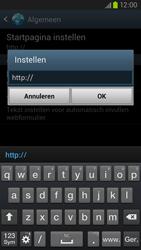 Samsung I9305 Galaxy S III LTE - Internet - Handmatig instellen - Stap 24