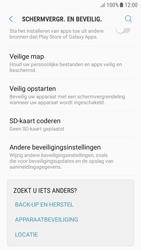 Samsung Galaxy A3 (2017) - Android Nougat - Beveiliging en ouderlijk toezicht - Hoe wijzig ik mijn SIM PIN-code - Stap 5