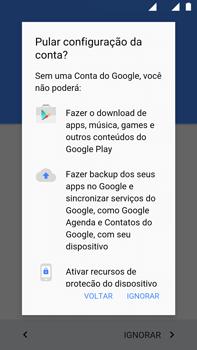 Motorola Moto G (4ª Geração) - Primeiros passos - Como ativar seu aparelho - Etapa 17