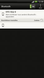 HTC Z520e One S - Bluetooth - koppelen met ander apparaat - Stap 8