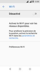Nokia 1 - Wifi - configuration manuelle - Étape 5