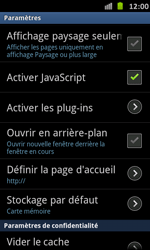 Samsung I9070 Galaxy S Advance - Internet - configuration manuelle - Étape 20