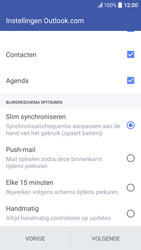 HTC HTC 10 - E-mail - Handmatig instellen (outlook) - Stap 9