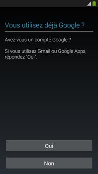 Samsung Galaxy Note 3 - Premiers pas - Créer un compte - Étape 7