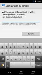 Acer Liquid Jade Z - E-mail - Configuration manuelle - Étape 17