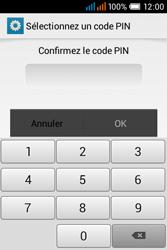 Alcatel OT-4015X Pop C1 - Sécuriser votre mobile - Activer le code de verrouillage - Étape 9