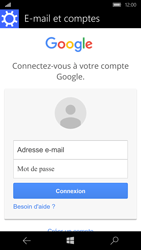 Microsoft Lumia 950 - E-mail - 032a. Email wizard - Gmail - Étape 8