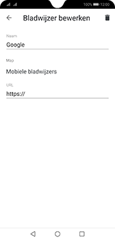 Huawei mate-20-dual-sim-hma-l29 - Internet - Hoe te internetten - Stap 10
